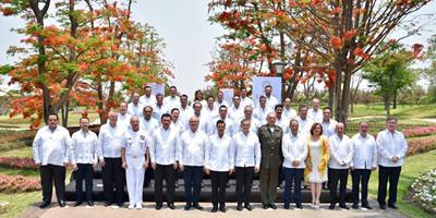 Lii Reunion Ordinaria De La Conferencia Nacional De Gobernadores